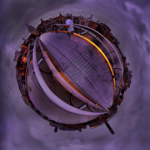 millenium bridge planet