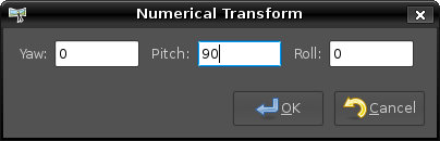 numerical transform
