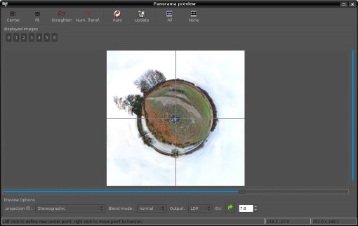 preview stereographic