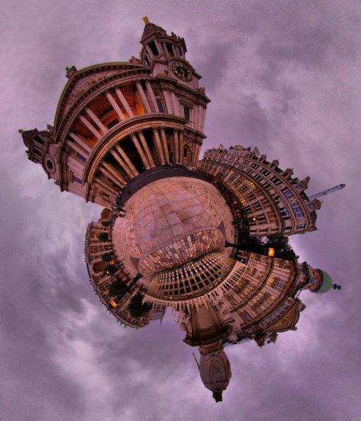 St. Paul's planet